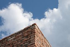 Free Brick Wall Royalty Free Stock Photo - 14516975