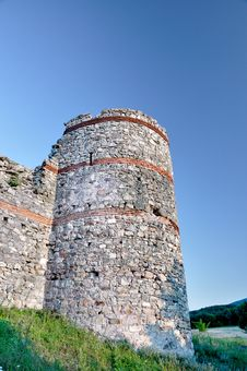 Free Ancient Thracian Ruins - Tower Stock Images - 14517584