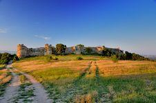 Free Ancient Thracian Citadel Royalty Free Stock Image - 14517626