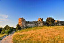 Free Ancient Thracian Citadel Royalty Free Stock Photos - 14517668