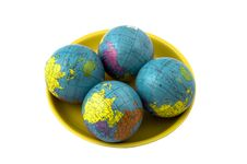 Free Globes Stock Photography - 14518812