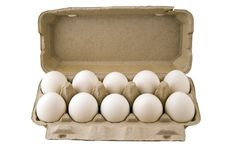 Free Eggs In The Box Royalty Free Stock Photos - 14518878