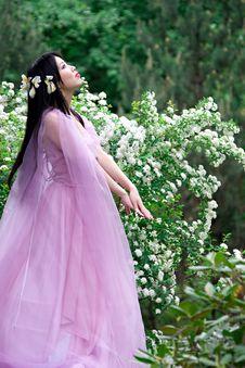 Free Beutiful Japanese Woman Stock Photography - 14518992