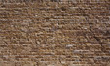 Free Textured Red Brick Wall Stock Photos - 14519093