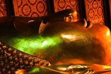Free Bhuddha Face V Royalty Free Stock Photography - 14519407