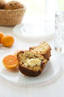 Free Muffin Breakfast Stock Photos - 14519813