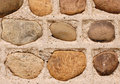 Free Old Wall With Rocks And Mortar Stock Image - 14521791