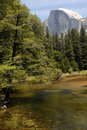 Free Half Dome View Royalty Free Stock Photos - 14523148