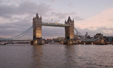 Free Tower Bridge - London Stock Image - 14520451