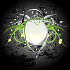 Free Beautiful Ornate Shield Stock Images - 14520674