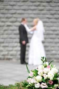 Free Wedding Bouquet Royalty Free Stock Photos - 14520838