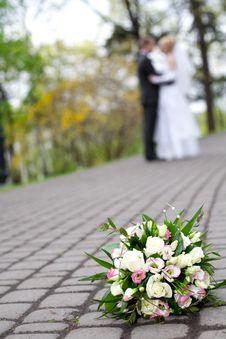Free Wedding Bouquet Royalty Free Stock Image - 14520876