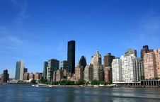 Free New York City. Royalty Free Stock Photography - 14521597