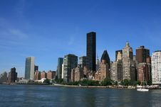 Free New York City. Royalty Free Stock Image - 14521616