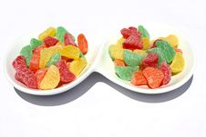 Free Jelly Candies Royalty Free Stock Photos - 14522278