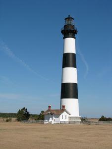 Free Bodie Island Lighthouse Royalty Free Stock Image - 14522366