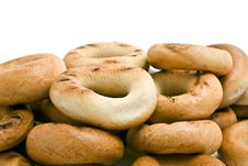 Free Meal Bread Rings. Stock Photo - 14522510