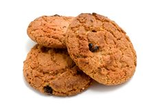 Free Cookies Isolated Stock Photos - 14522603