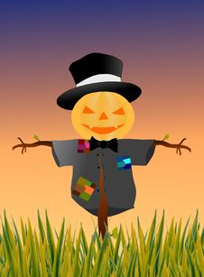 Free Scarecrow Stock Photo - 14522630