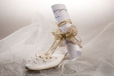 Free Wedding Accessories Stock Image - 14522771