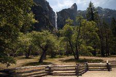 Free Glorious Yosemite National Park Stock Image - 14522791