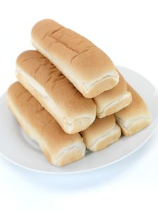 Free Hotdog Buns Royalty Free Stock Images - 14522809
