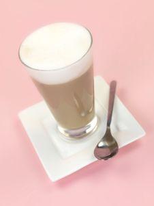 Free Latte Royalty Free Stock Photo - 14522865