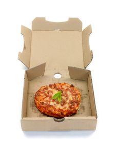 Free Mini Pizzas Royalty Free Stock Photography - 14523017