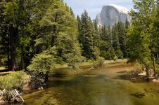 Free Half Dome Glory Royalty Free Stock Images - 14523129