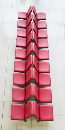 Free Red Chair Stock Images - 14523234