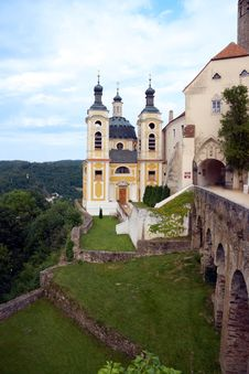 Free Old Castle In Slovakia Stock Photos - 14523293