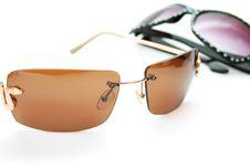 Free Sunglasses Royalty Free Stock Photo - 14523865