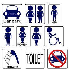 Free Toilet Royalty Free Stock Photography - 14524597