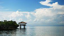 Free Island Outpost Stock Photo - 14524680