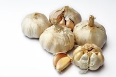 Free Garlics Stock Photos - 14524973
