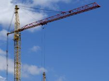 Free Building Crane Stock Photo - 14525100