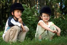 Free Children Royalty Free Stock Photo - 14527105