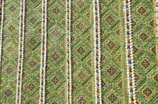 Free Pattern Mosaic Tile Style Asia Stock Images - 14527224