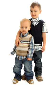 Free Two Brothers Stock Photos - 14527433