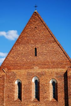 Free Church Tower Stock Photography - 14527482
