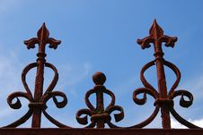 Free Old Gate Royalty Free Stock Photography - 14527657
