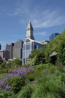 Free Boston Skyline Stock Images - 14528224