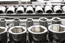 Free Metallic Tools Stock Photography - 14528342