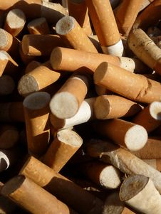 Free Cigarettes Stock Image - 14528441