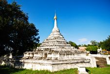 Free Buddhist Stupa Stock Photos - 14528493