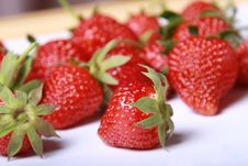 Free Strawberry Royalty Free Stock Photography - 14528777