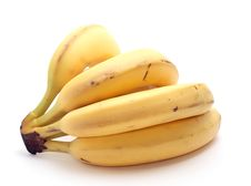 Free Bunch Of Bananas Stock Photography - 14529142