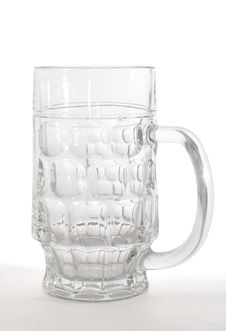 Free Empty Beer Mug Royalty Free Stock Images - 14529189
