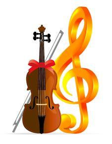 Cello, Violoncello Royalty Free Stock Image