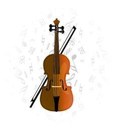 Cello, Violoncello Royalty Free Stock Photos
